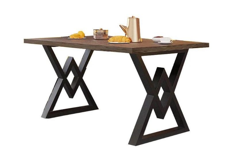 Стол Астон 120*75 в стиле лофт от Металл дизайн