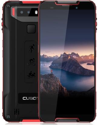 "Смартфон Cubot Quest 4/64Gb Red, 12/8Мп, 1 SIM, 5.5"" IPS, 8 ядер, 4000 мАч, 4G (LTE)"