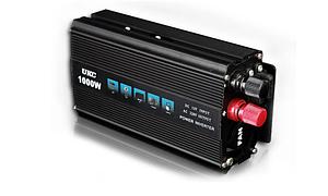 Преобразователь инвертор UKC 12V 1000W AC/DC SSK ZXK