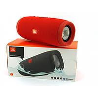 Портативная bluetooth колонка спикер JBL Charge 3 Красная, фото 1