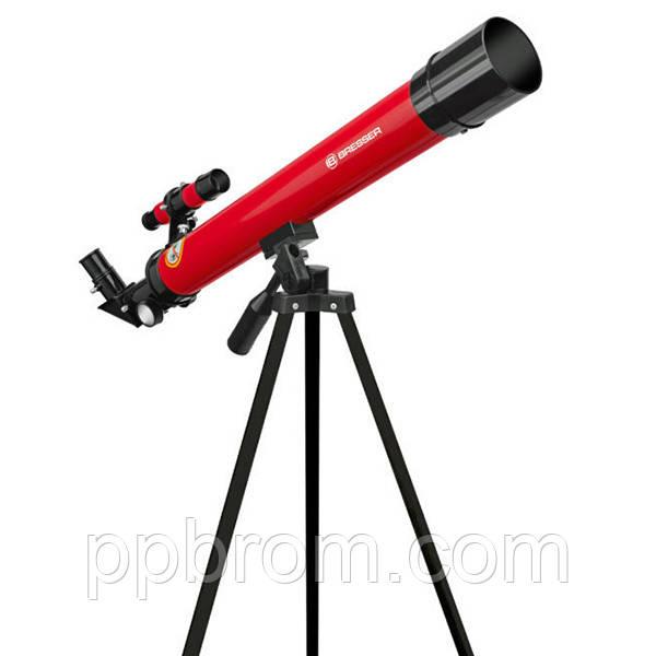 Телескоп для детей Bresser Junior Space Explorer 45/600 Red (Германия)