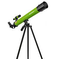 Телескоп для детей Bresser Junior Space Explorer 45/600 Green (Германия)