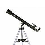 Телескоп с адаптером для камеры смартфона Bresser Stellar Solar 60/800 AZ (carbon) (Германия), фото 2