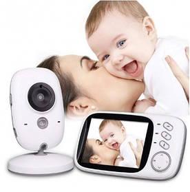 Відеоняня Baby Monitor VB603 екран 3.2 дюйма.