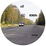 Лазерный дальномер + скорость движения Bresser 6x25/800m (Германия), фото 2