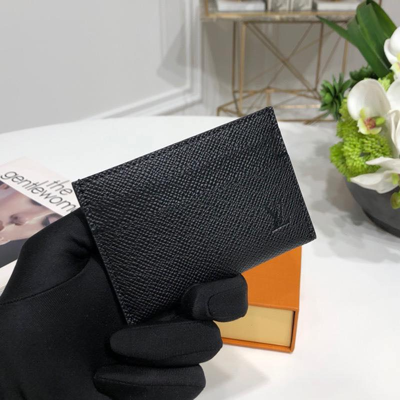 Карточница з канви Louis Vuitton