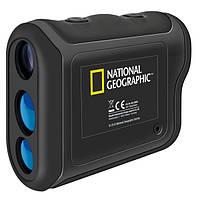 Лазерный дальномер с брызгозащитой National Geographic 4x21 (США)