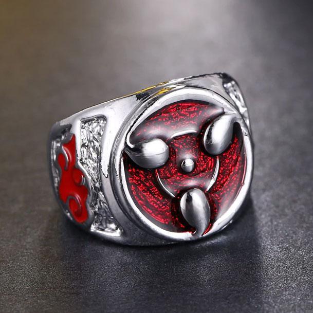 Кольцо Наруто Шаринган