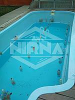 Закрытие (консервация) бассейнов на зиму в Одессе