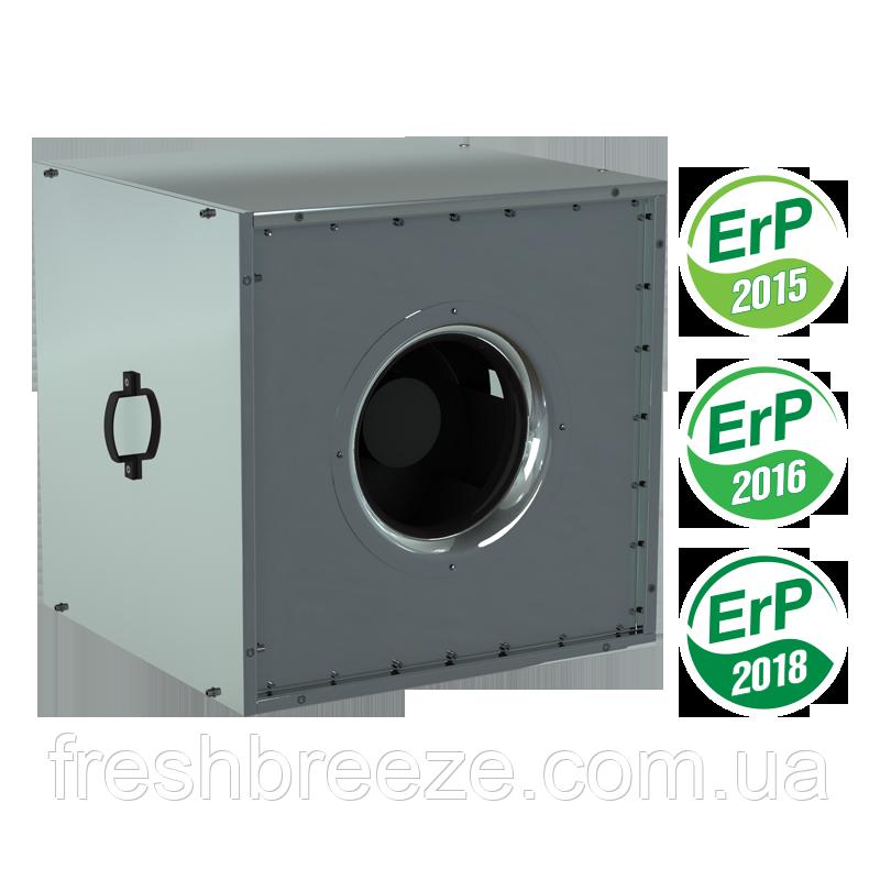 Шумоизолированный канальный вентилятор вентс  ВШ 630-6Д