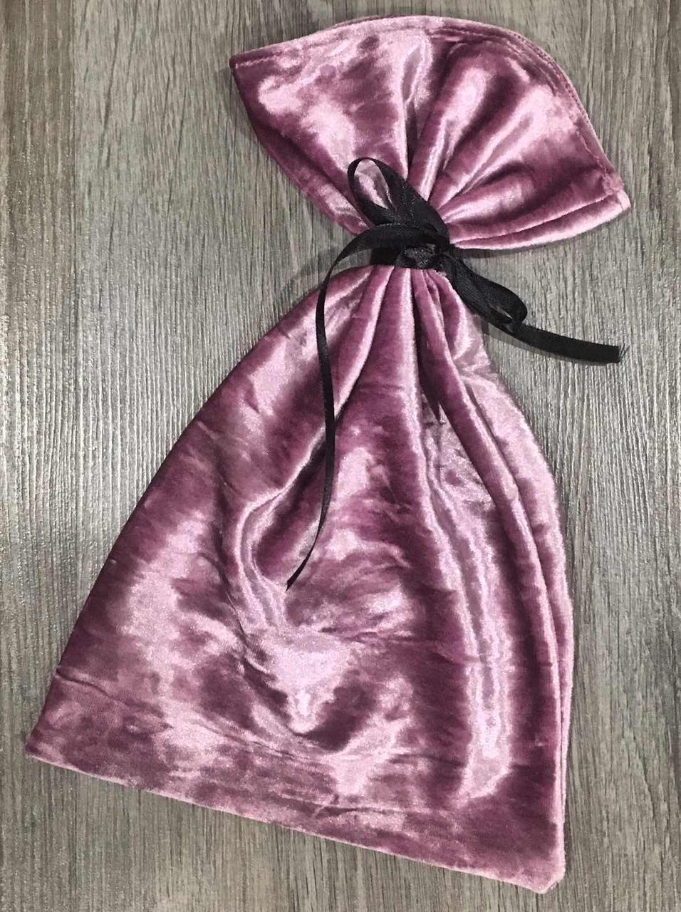 Мешочек для подарков цвет  Pink