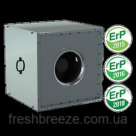 Шумоізольований канальний вентилятор вентс ВШ 710-6Д