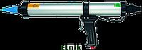 Пистолет для герметиков пневматический 600мл. Сox, SOUDAL [001040000000000007]
