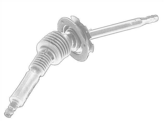 Вал рулевой нижний IVECO (42554507/42538299), фото 2