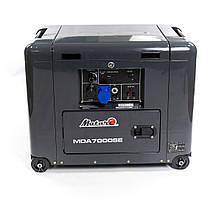 Дизель генератор Matari MDA7000SE (5 кВт)