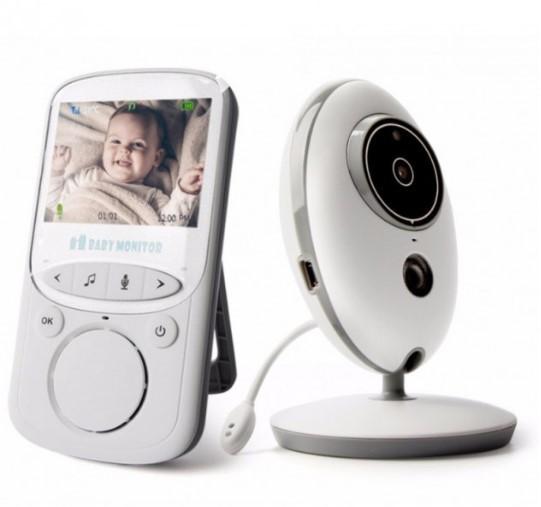 Видеоняня Baby Monitor VB605 экран 2.4 дюйма