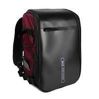 Дорожный рюкзак U-TRAVEL бордовый от MAD | born to win™