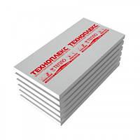 Плиты пенополистирольные ТЕХНОПЛЕКС 1100*550*50мм (упак. 8шт)