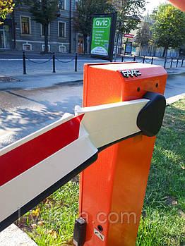Ремонт шлагбаумов автоматических Фаак, Найс, Дорхан, Анмоторс