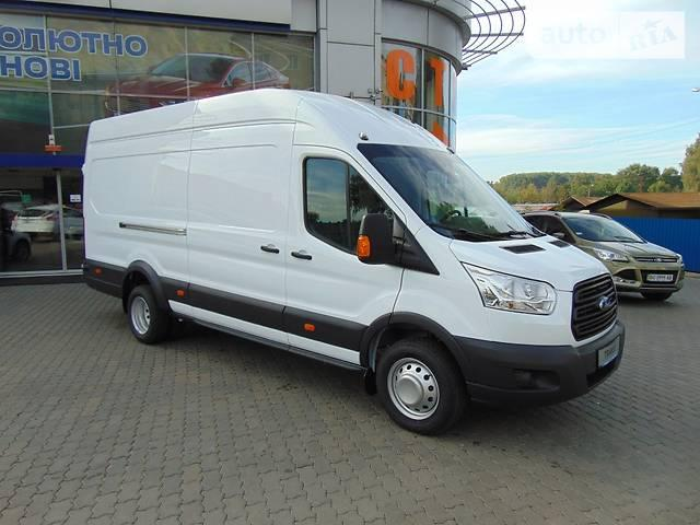 Ford Transit Van V363 R470L4H3 170 Trend, Микроавтобус, Грузовой фургон