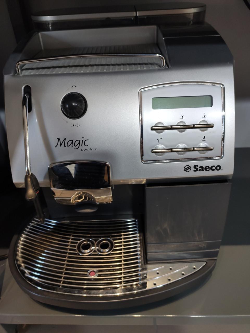 Кофемашина Saeco Magic Comfort new