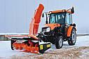 Роторний снігоочисник PRONAR OW 1.5, фото 5