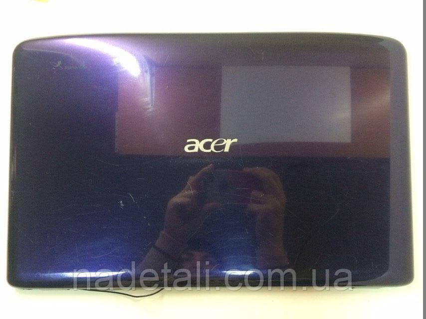 Крышка матрицы Acer Aspire 5542 WIS604FN0100