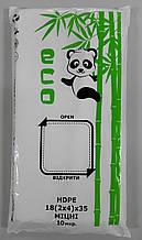 Пакет фасовка Eco Панда 18*35