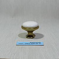 Ручкамебельная  кнопка Gamet  GP19-GA00AB-MLK-0
