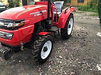 Трактор Т244XL (24 л.с. ГУР, блокировка), фото 1