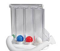 Тренажер дыхательный TRI-BALL RABIR TRIFLO Orjinal Medikal Турция (mpm_00230)