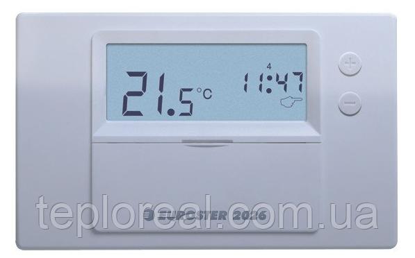 Кімнатний регулятор температури Euroster 2026 (Польща)