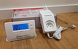 Кімнатний регулятор температури Euroster 2026 (Польща), фото 3