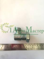Штуцер угловой S32-S30 (к/гайка М27х2.0-М24х1.5)