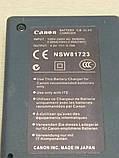 Зарядное на аккумулятор CANON CB- 2LXE NB-5L, фото 2