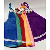НОВИНКА .Детский набор  салфеток МИШКА.Красивый дизайн яркие цвета.