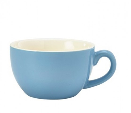 Чашка голубая 250 мл Royal