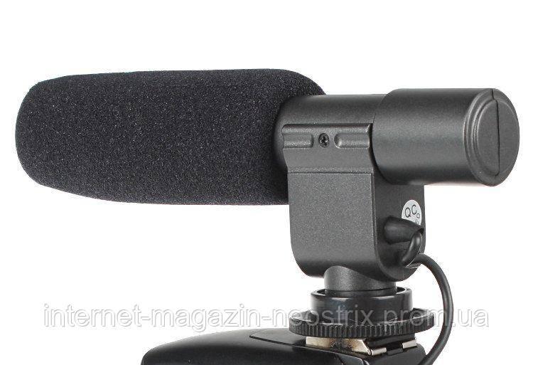 Профессиональный стерео микрофон F&V SG-108