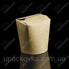 Паста Бокс бумажная FLT 700 мл. КРАФТ