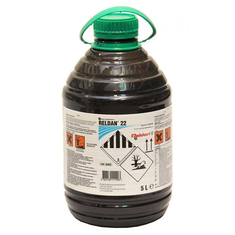 Инсектицид Релдан 22 Dow - 5 л