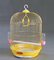 Клетка для декоративных и зкзотических птиц (D40/высота-70 см)