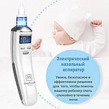 Назальный Аспиратор (соплеотсос) Medica-plus Nose Cleaner 5.0, фото 2