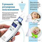 Назальный Аспиратор (соплеотсос) Medica-plus Nose Cleaner 5.0, фото 5