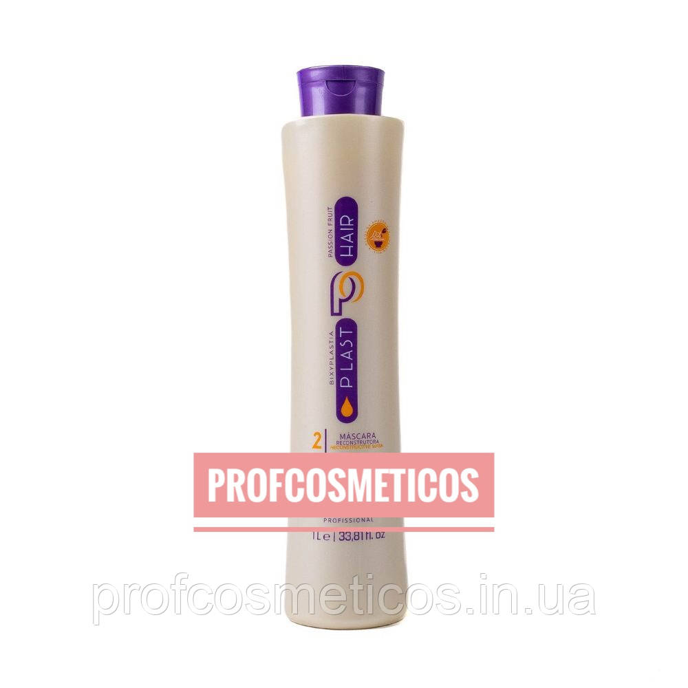 Биксипластия для волос  Bixyplastia Passion Fruit (Маракуйя) 1000 мл