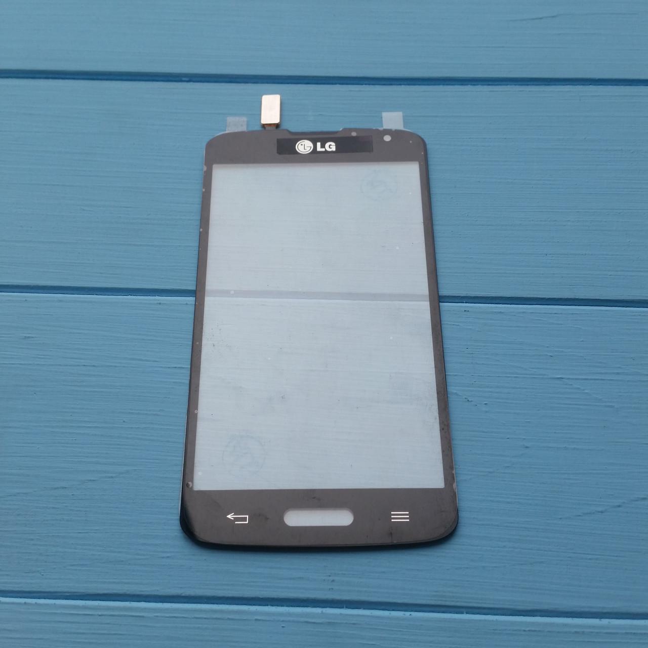 Сенсорный экран для LG F70 D315 Black