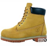 Мужские ботинки Timberland Boots Yellow (без меха)