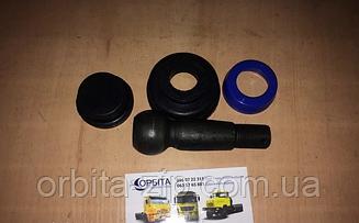 Ремкомплект наконечника тяги рулевой МТЗ-1220 (с пальцем) DK-1378