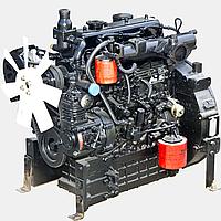 Двигатель дизельный 4L22BT 35 л.с., фото 1