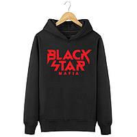 Мужская толстовка, худи, кенгурушка Black Star (Блек Стар)