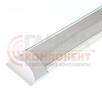 Светильник светодиодный линейный накладной AVT балка 20W, нейтральный белый, 60 см, IP20
